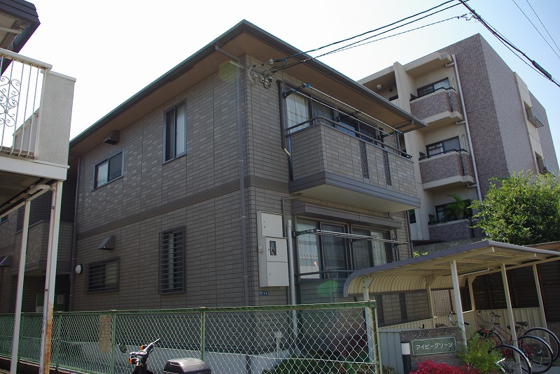 尼崎市大庄西町(阪神本線武庫川)の賃貸物件外観写真