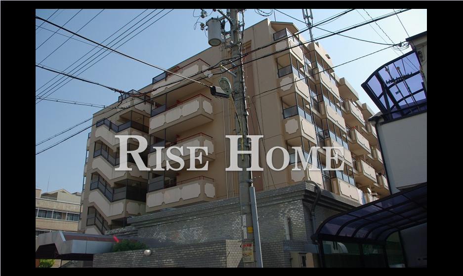 尼崎市立花町(JR東海道本線(近畿)立花)の賃貸物件外観写真
