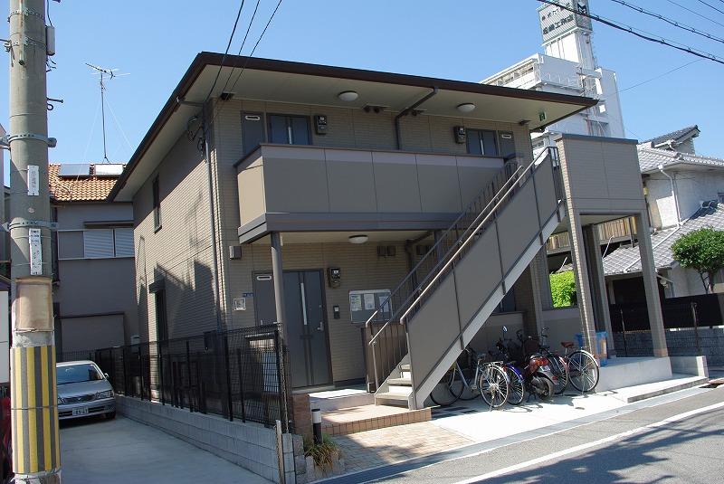尼崎市西立花町(JR東海道本線(近畿)立花)の賃貸物件外観写真