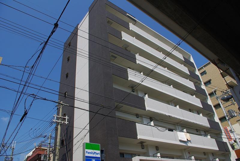 尼崎市武庫之荘(阪急神戸線武庫之荘)の賃貸物件外観写真