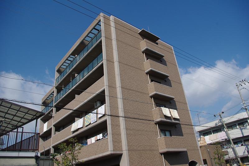 尼崎市武庫元町(阪急神戸線武庫之荘)の賃貸物件外観写真