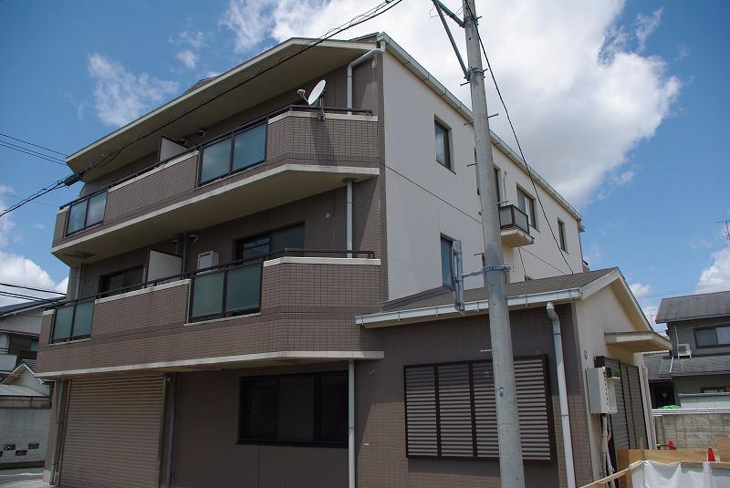 尼崎市稲葉荘(JR東海道本線(近畿)立花)の賃貸物件外観写真