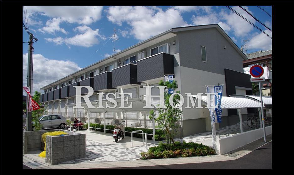 伊丹市東有岡(JR福知山線伊丹)の賃貸物件外観写真