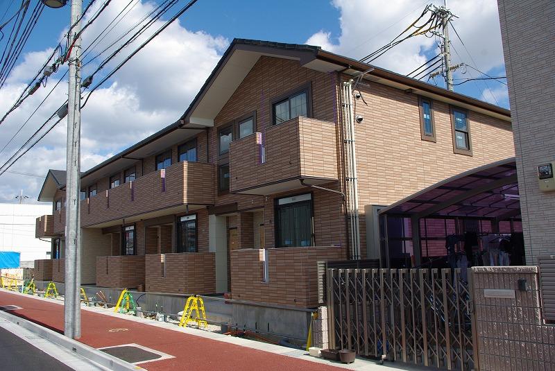 伊丹市森本(JR福知山線伊丹)の賃貸物件外観写真