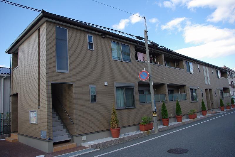 伊丹市西野(阪急伊丹線伊丹)の賃貸物件外観写真