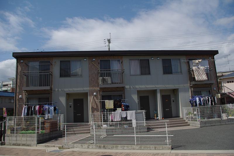 伊丹市平松(阪急伊丹線新伊丹)の賃貸物件外観写真